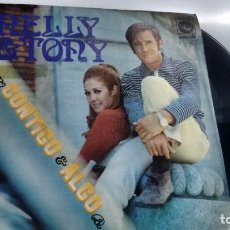 Disques de vinyle: SEINGLE (VINILO)-PROMOCION- DE NELLY & TONY (EX-TNT) AÑOS 70. Lote 228856605
