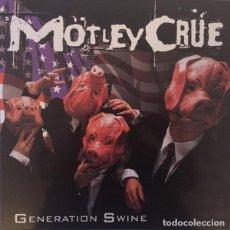 Dischi in vinile: MÖTLEY CRÜE – GENERATION SWINE -2 LP-. Lote 246726360