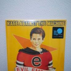 Disques de vinyle: VINILO RAGE AGAINST THE MACHINE - EVIL EMPIRE, RE 180, NUEVO PRECINTADO. Lote 228935630