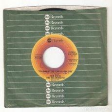 "Discos de vinilo: RON BANKS AND THE DRAMATICS 7"" USA IMPORTACION 45 THE STARS IN YOUR EYE 1975 SINGLE VINILO FUNK SOUL. Lote 228961790"