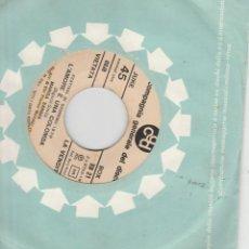 Discos de vinilo: 45 GIRI EDIZIONE JUKE BOX MARIO TESSUTO /MARISA SANNIA SANREMO 70 TIPITIPI /L'AMORE E' UNA COLOMBA. Lote 229004755