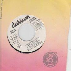 Discos de vinilo: 45 GIRI EDIZIONE KUKE BOX ROCKY ROBERTS DORY GHEZZI ACCIDENTI /OCCHI A MANDORLA DURIUM SANREMO 70. Lote 229005623