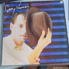 Discos de vinilo: GARY NUMAN - SHE'S GOT CLAWS (BEGGARS BANQUET - BEG 62T, UK, 1981). Lote 229060380