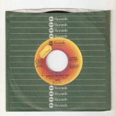 "Discos de vinilo: TRIBE 7"" USA IMPORTACION 45 EBONY LADY +GIVE ME ONE MORE DAY 1975 SINGLE VINILO FUNK SOUL R&B DISCO. Lote 229100995"