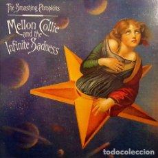 Disques de vinyle: 3 LP THE SMASHING PUMPKINS - MELLON COLLIE AND THE INFINITE SADNESS - HUT 7243 8 41655 1 - NUEVO !!*. Lote 274647703