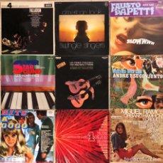 Discos de vinilo: LOTE 22 LP'S ORQUESTA VARIADO - 4 FASES - FAUSTO PAPETTI - FRANK VALDOR .... Lote 229131715