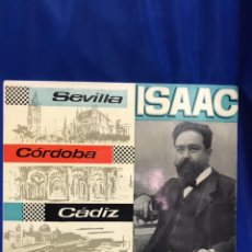 Discos de vinilo: DISCO DE 45 RPM, ALBENIZ, VER FOTOS. Lote 229182915