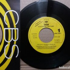 Disques de vinyle: C & C MUSIC FACTORY / JUST A TOUCH OF LOVE (EVERYDAY) / SINGLE 7 INCH. Lote 229199555