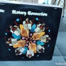 Discos de vinilo: LP ORIG USA ROTARY CONNECTION 1968 VG+/VG+ MUY BUEN SONIDO. Lote 229216235