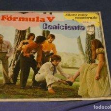 Discos de vinilo: EXPROBS1 DISCO 7 PULGADAS ESTADO VINILO MUY BUENO FORMULA V CENICIENTA. Lote 229228485