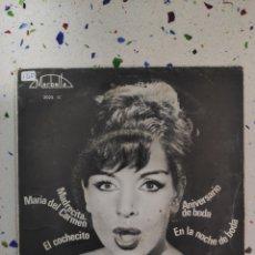 Discos de vinilo: CARMEN DE LIRIO EP. Lote 229255645