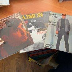 Discos de vinilo: RAIMON LOTE (VELES E VENTS + EL PAIS BASC + D'UN TEMPS D'UN PAIS) EP (EPI20). Lote 229259000