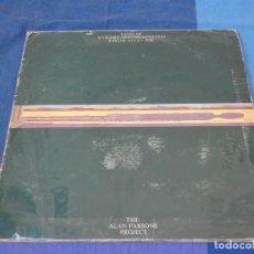 Discos de vinilo: CAJJ105 LP THE ALAN PARSONS PROJECT TALES OF MISTERY UK CHARISMA LP BIEN TAPA SOBADA LIBRETO. Lote 229285760
