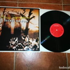Discos de vinilo: BRUCE SPRINGSTEEN SECRET GARDEN + 2 LIVE MAXI SINGLE VINILO DEL AÑO 1995 HOLANDA 4 TEMAS MUY RARO. Lote 218192757