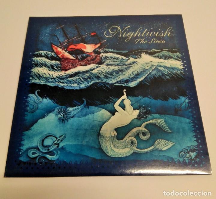NIGHTWISH ‎– THE SIREN (Música - Discos de Vinilo - EPs - Heavy - Metal	)