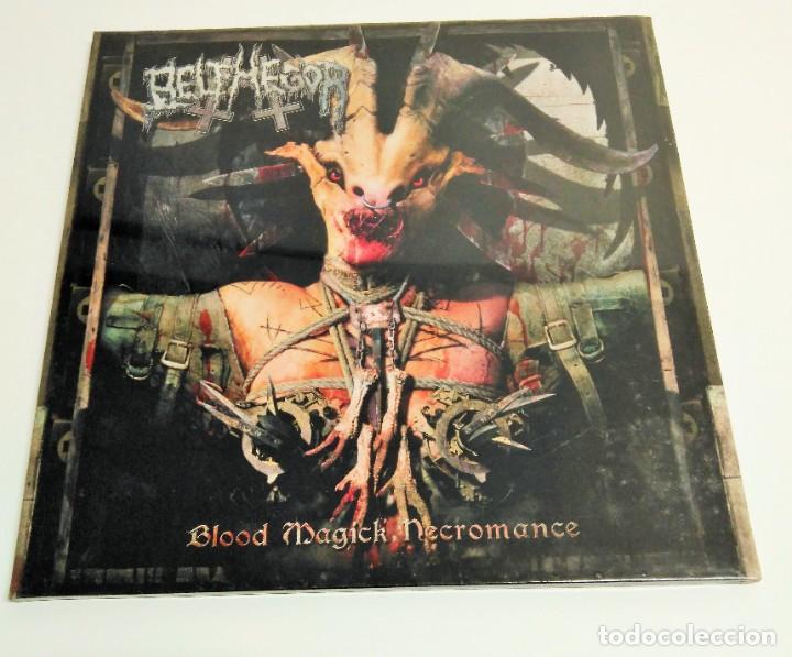 BELPHEGOR – BLOOD MAGICK NECROMANCE (Música - Discos - LP Vinilo - Heavy - Metal)