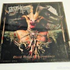 Discos de vinilo: BELPHEGOR – BLOOD MAGICK NECROMANCE. Lote 229308070