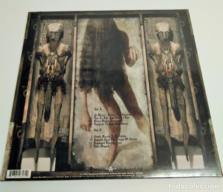 Discos de vinilo: Belphegor – Blood Magick Necromance - Foto 2 - 229308070