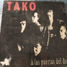 Discos de vinilo: OJO SOLO PORTADA TAKO.COMO SE VE EN LAS FOTOS. Lote 229316615