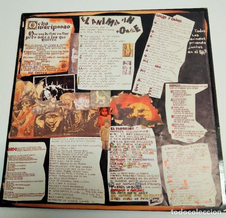 Discos de vinilo: La Polla Records – Donde Se Habla - Foto 3 - 229317445