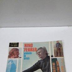 Discos de vinilo: NINO FERRER (4995). Lote 229320910