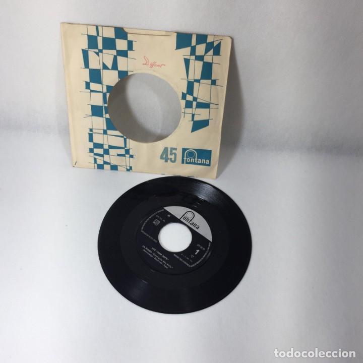 Discos de vinilo: SINGLE LOS TEEN TOPS -- LA PLAGA -- 271.131.1F -- VG - Foto 2 - 229364935