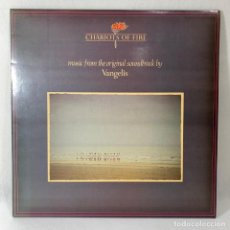 Dischi in vinile: LP - VINILO CHARIOTS OF FIRE - MUSIC FROM THE ORIGINAL SOUNDTRACK BY VANGELIS - ESPAÑA - AÑO 1981. Lote 229374295