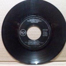 Discos de vinilo: DAVE STEWART & THE SPIRITUAL COWBOYS / LOVE SHINES / SINGLE 7 INCH. Lote 229406555