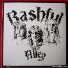 Discos de vinilo: BASHFUL ALLEY - IT´S ABOUT TIME. LP VINILO. NUEVO. PRECINTADO.. Lote 229450655