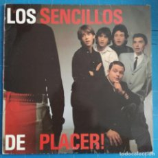 Dischi in vinile: LOS SENCILLOS - DE PLACER! (LP, ALBUM) (ARIOLA) (1990/ES). Lote 229483485