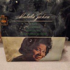 Discos de vinilo: MAHALIA JACKSON I BELIEVE, WE SHALL OVERCOME,HAVA NAGUILA+ 1 CBS 1964 ED ESPAÑA EP. Lote 229502715