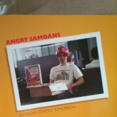 Disques de vinyle: ANGRY SAMOANS 1986 PVC RECORDS , MINI LP. Lote 229520775