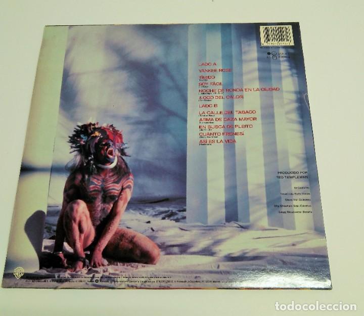 Discos de vinilo: David Lee Roth – Sonrisa Salvaje - Foto 2 - 229570420