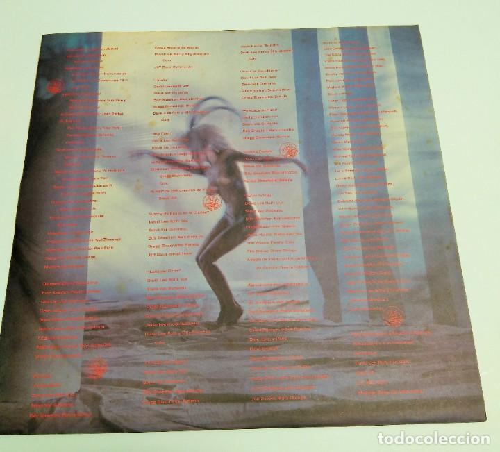 Discos de vinilo: David Lee Roth – Sonrisa Salvaje - Foto 4 - 229570420