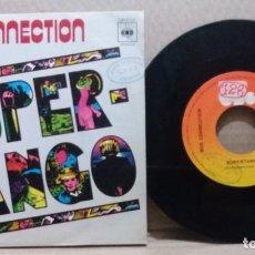 Discos de vinilo: BUS CONNECTION / SUPERTANGO / SINGLE 7 INCH. Lote 229581575