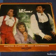 Disques de vinyle: EXPROBS2 DISCO 7 PULGADAS ESTADO VINILO MUY BUENO LOS MISMOS CLAPPING CLAPPING. Lote 229600730