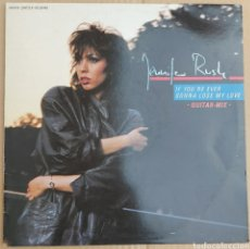 Discos de vinilo: MAXI SINGLE JENNIFER RUSH - IF YOU'RE EVER GONNA LOSE MY LOVE. Lote 229607110