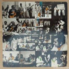 Discos de vinilo: LP LOS PANCHOS BASURA. Lote 229614665