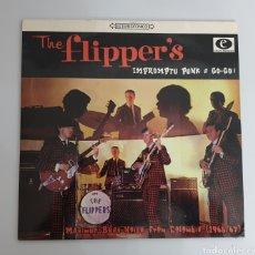 Discos de vinilo: LP THE FLIPPER'S - IMPROMPTU PUNK A GO GO (ELECTRO HARMONIX EH020 - 2002) LOS FLIPPER'S THE FLIPPERS. Lote 229634085