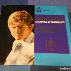Discos de vinilo: EXPROBS2 DISCO 7 PULGADAS ESTADO VINILO BUENO RAPHAEL CANTA LA NAVIDAD. Lote 229657075