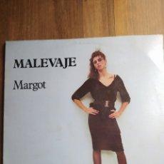 Discos de vinilo: VINILO MALEVAJE. Lote 229673090