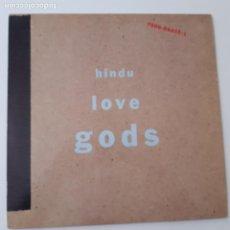 Discos de vinilo: HINDU- LOVE GODS- EUR. 1990 LP + ENCARTE.. Lote 229696915