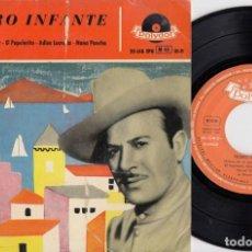 Disques de vinyle: PEDRO INFANTE - HISTORIA DE UN AMOR - EP DE VINILO. Lote 229713055