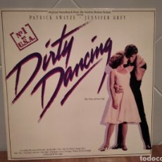 Disques de vinyle: VINILO LP DIRTY DANCING. Lote 229726000