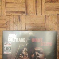Discos de vinilo: JOHN COLTRANE – GIANT STEPS LABEL: VINYL LOVERS (3) – 6785402 FORMAT: VINYL, LP, ALBUM, STEREO. Lote 229726595
