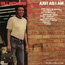 Discos de vinilo: BILL WITHERS LP JUST AS I AM VINILO REEDICIÓN. Lote 229727985