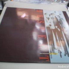 Discos de vinilo: LP RESPECT. HERMANOS DE COLOR. GRABAC. ACCIDENTALES 1993 CON INSERTO (PROBADO, BIEN, BUEN ESTADO). Lote 229735420