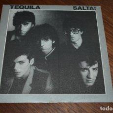 Disques de vinyle: DISCO VINILO SINGLE TEQUILA SALTA 1981. Lote 229746770