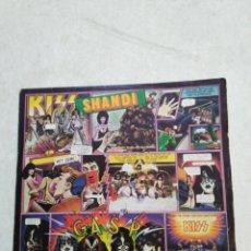Discos de vinilo: KISS ( SHANDI ) VINILO SINGLE. Lote 229770260