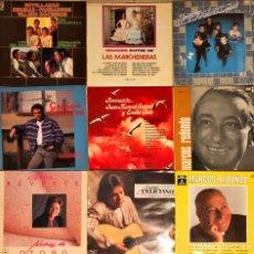 Discos de vinilo: LOTE 9 LP'S NACIONAL VARIADO. Lote 229783380